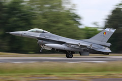 General Dynamics F-16 Fighting Falcon | Belgian Air Component (James Hancock Photography) Tags: nato tiger meet 2019 montdemarsan aviation aircraft planes fighter jet military