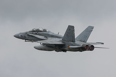 McDonnell Douglas F/A-18 Hornet | Spanish Air Force (James Hancock Photography) Tags: nato tiger meet 2019 montdemarsan aviation aircraft planes fighter jet military