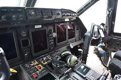 HC-27J Cockpit, Right Side (Ian E. Abbott) Tags: 2710 0927019 cockpit uscoastguard uscg coastguard airstation sacramento alenia hc27j c27j spartan searchandrescue sar maritimepatrol