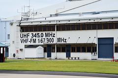 USCG Air Station Sacramento (3) (Ian E. Abbott) Tags: avationradio radiofrequencies uhf vhf uscoastguard uscg coastguard airstation sacramento alenia hc27j c27j spartan searchandrescue sar maritimepatrol