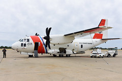 USCG HC-17J Spartan 2710 (1) (Ian E. Abbott) Tags: 2710 0927019 uscoastguard uscg coastguard airstation sacramento alenia hc27j c27j spartan searchandrescue sar maritimepatrol
