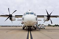 USCG HC-17J Spartan 2710 (3) (Ian E. Abbott) Tags: 2710 0927019 uscoastguard uscg coastguard airstation sacramento alenia hc27j c27j spartan searchandrescue sar maritimepatrol
