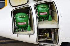 HC-27J Oxygen Storage (Ian E. Abbott) Tags: 2710 0927019 oxygenstorage liquidoxygen lox oxygensystem uscoastguard uscg coastguard airstation sacramento alenia hc27j c27j spartan searchandrescue sar maritimepatrol