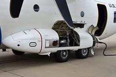 HC-27J Left Main Landing Gear, APU (Ian E. Abbott) Tags: 2710 0927019 mainlandinggear auxiliarypowerunit apu uscoastguard uscg coastguard airstation sacramento alenia hc27j c27j spartan searchandrescue sar maritimepatrol