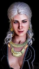 Hekate (ilikedetectives) Tags: hekate greekmythology assassinscreed assassinscreedodyssey acodyssey acphotomode gaming gamecaptures ingamephotography videogames virtualphotography ubisoft ubisoftquebec portrait goddess