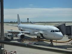 Barcelona Airport - Danish Air Transport (ell brown) Tags: barcelona catalonia catalunya spain españa barcelona–elpratjoseptarradellasairport barcelonaairport barcelonaelpratairport bcn aena aeropuertodebarcelona plane danishairtransport airbusa321231