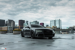 AFF09RS7-2 (ACEALLOYWHEEL/AMF FORGED) Tags: audi rs7 audirs7 german