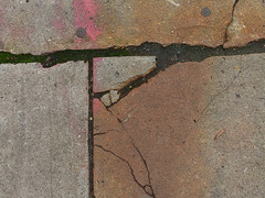 A17632 / underfoot on wooster street (janeland) Tags: newyorkcity newyork 10012 soho woosterstreet pavement underfoot pe016 ongrey may 2018 abstract