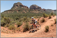 Jenni & Sedona Singletrack (Photo-John) Tags: arizona singletrack mtb bike biking cycling sports action outdoors travel adventure sedona redrock mountainbike mountainbiking mountainbikegirl actionsports reddirt southwest trail photojennic ride editorialphotography stockphotography stockphoto actionphotography sportsphotography sonyalpha sonya6500 velo bici