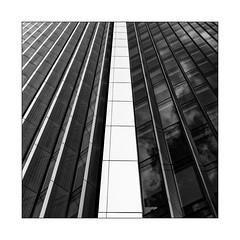 Lines (Jean-Louis DUMAS) Tags: abstract abstrait abstraction architecture architect architecte architectural architecturale bâtiment building noir et blanc nb noireblanc bw black white