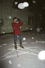 ski photographer (Nsharp17) Tags: kodak kodakultramax kodakultramax200 ultramax ultramax200 35mm olympus olympusmju olympusmjui mju compactcamera analog