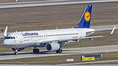 Lufthansa Airbus A320 D-AIUU Munich (MUC/EDDM) (Aiel) Tags: lufthansa airbus a320 daiuu munich canon60d sigma60600