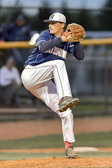 DSC_6024 (K.M. Klemencic) Tags: hudson high school baseball explorers shaker heights ohio ohsaa district semifinals
