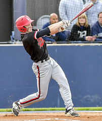 DSC_5576 (K.M. Klemencic) Tags: hudson high school baseball explorers shaker heights ohio ohsaa district semifinals