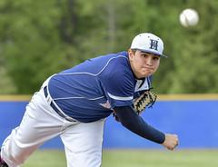 DSC_5546 (K.M. Klemencic) Tags: hudson high school baseball explorers shaker heights ohio ohsaa district semifinals