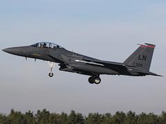 United States Air Force | McDonnell Douglas F-15E Strike Eagle | 91-0320 (MTV Aviation Photography) Tags: united states air force mcdonnell douglas f15e strike eagle 910320 unitedstatesairforce mcdonnelldouglasf15estrikeeagle usaf usafe raflakenheath lakenheath egul canon canon7d canon7dmkii