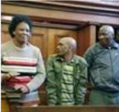 South African father and his second wife sentenced to life for arranging the murder of his 17-year-old son (baydorzblogng) Tags: nigeria news africa international celebrity gists other education fashion