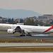 Emirates Airline A6-ECZ Boeing 777-31HER cn/38983-847 @ LTBA / IST 24-11-2018