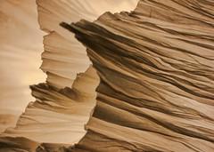 Cierzo/NW wind (marisabosqued) Tags: cierzo viento conceptual abstracto abstract origami papel paper