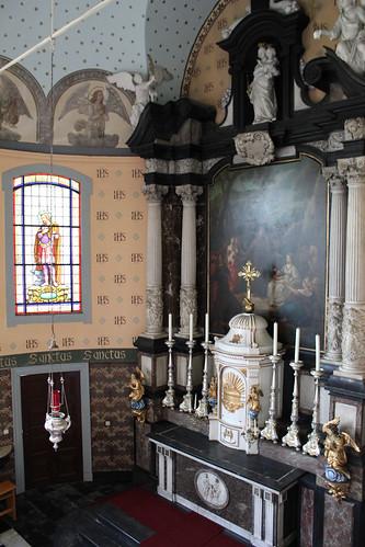 Sint-Antonius-Abtkerk, Meulestede