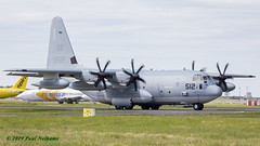 166512/QB KC-130J US Marines (Anhedral) Tags: 166512 lockheed c130 kc130j hercules usmc usmarinecorps vmgr352 military qb