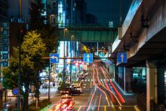 DSC_0020 (Adrian De Lisle) Tags: akihabara asia cityscape highway japan lighttrails longexposure metropolitanexpressway neonlight neonlights neonsigns night nightphotography nightscape overpass street streetphotography taillights tokyo traffic chiyodaku tōkyōto