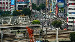 DSC_0319 (Adrian De Lisle) Tags: asia city cityscape crosswalk crowd japan people shibuya shibuyacrossing shibuyahikarie tokyo train trainstation shibuyaku tōkyōto