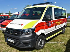 DRK VW Crafter GRZ.NK102 f (policest1100) Tags: drk vw crafter