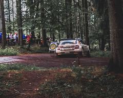 Filip Mareš R5 - Maják (Barum Czech Rally 2018) (Martin Latal) Tags: red rally rallye czech barum czechrally lukyanek mareš jakeš maják