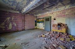 DSC_1485 (The Archives of Decay) Tags: urbanexploring urbexphotography udssr lostplaces abandonedplaces abandoned verlassen abandonedmilitarybuilding sovietunion sowjetunion gssdwgt gssd kaserne sovietunionabandoned
