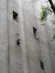 20190516-005 (sulamith.sallmann) Tags: architektur bauwerk berlin deutschland europa gebäude grau haus mitte naturmaterial pankeufer stein vogelhaus wedding sulamithsallmann