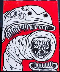 Graffiti (paulcunningham57) Tags: birmingham birminghamcitycentre uk graffiti art abstract urban street