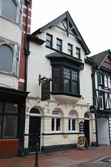 The Narrow Gauge, Merthyr Tydfil (Snappy Pete) Tags: pub publichouse tavern inn building street merthyrtydfil glamorgan southwales uk greatbritain