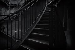 Labyrinth of stairs (michael_hamburg69) Tags: hamburg germany deutschland hafen harbour harbor unterwegsmitchristian phototourmit3daybeard3tagebart alterelbtunnel river elbe tunnel oldriverelbetunnel elbtunnel unterführung fusgängertunnel kfztunnel stair stairway stairs treppe stufen stpaulielbtunnel 1911