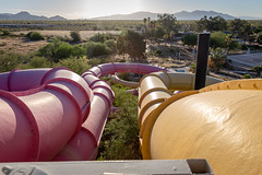 Abandoned Waterpark (The Dying Light) Tags: waterpark 2019 abandoned arizona abandonedarizona abandonedwaterpark urbanexploration urbex urbanexplorationphotography urbanexploring ue exploration exploring abandonedbuilding