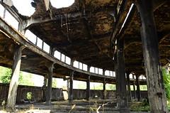 ruinas (the glitchman) Tags: sanrosendo maestranza trenes ferrocarriles abandonado ramal patrimonio