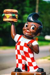 Black Bob's Big Boy, Knoxville, Tennessee (Thomas Hawk) Tags: america blackbobsbigboy bobs bobsbigboy knoxville tennessee usa unitedstates unitedstatesofamerica hamburger restaurant fav10 fav25 fav50 fav100