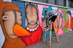 tony gallo (Zaporogo) Tags: murales tony gallo