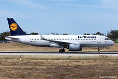 Lufthansa Airbus A320-271N     D-AINH     LMML (Melvin Debono) Tags: lufthansa airbus a320271n   dainh lmml cn 7648 neo