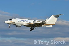 N82CR (bwi2muc) Tags: bwi airport airplane aircraft plane flying aviation spotting spotter gulfstream n82cr bwiairport bwimarshall baltimorewashingtoninternationalairport northropgrumman gulfstreamii gii raidtestbef experimentalaircraft researchaircraft testbedaircraft