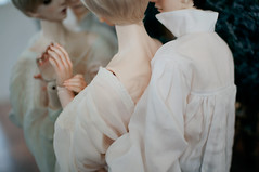 Rue & Marman (fever _) Tags: bjd abjd doll switch