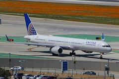 B757 N78866 Los Angeles 28.03.19 (jonf45 - 5 million views -Thank you) Tags: airliner civil aircraft jet plane flight aviation lax los angeles international airport klax united airlines boeing 757 n78866