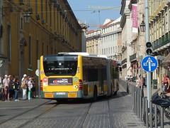 Carris 4621 (Elad283) Tags: lisbon portugal lisboa carris mercedesbenz mercedesbenzbus citaro citarog o530 o530g evobus mercedes bus 4621 90ji90