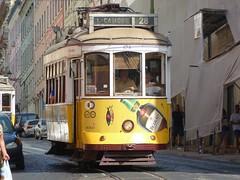 Carris 578 (Elad283) Tags: lisbon portugal lisboa remodelado carris tram lisbontram elétricosdelisboa elétricos eletrico 578 tram28 alfama