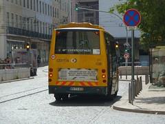 Carris 211 (Elad283) Tags: lisbon portugal lisboa carris mercedesbenz mercedesbenzbus evobus mercedes bus minibus sprinter 616cdi irmaosmota irmaos atomic atomicmini 211 8973xd