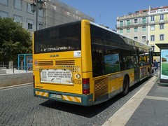 Carris 2216 (Elad283) Tags: lisbon portugal lisboa carris bus man nl313f 18310 caetano caetanobus citygold 2216 0800xs
