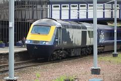 LARBERT 43134 (johnwebb292) Tags: larbert diesel hst class 43 scotrail 43134