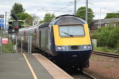 LARBERT 43168 (johnwebb292) Tags: larbert diesel hst class 43 scotrail 43168