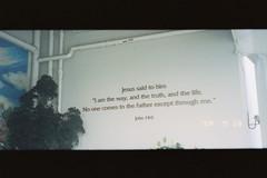 John 14:6 in HKBU (justus9427) Tags: film cinestill street hk night people life light