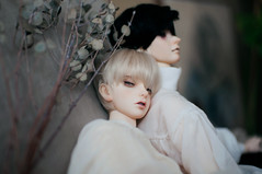 Marman & Rue (fever _) Tags: bjd abjd doll switch seowoo pavian